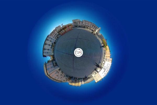 Como_Lake_piazza volta_360_VR